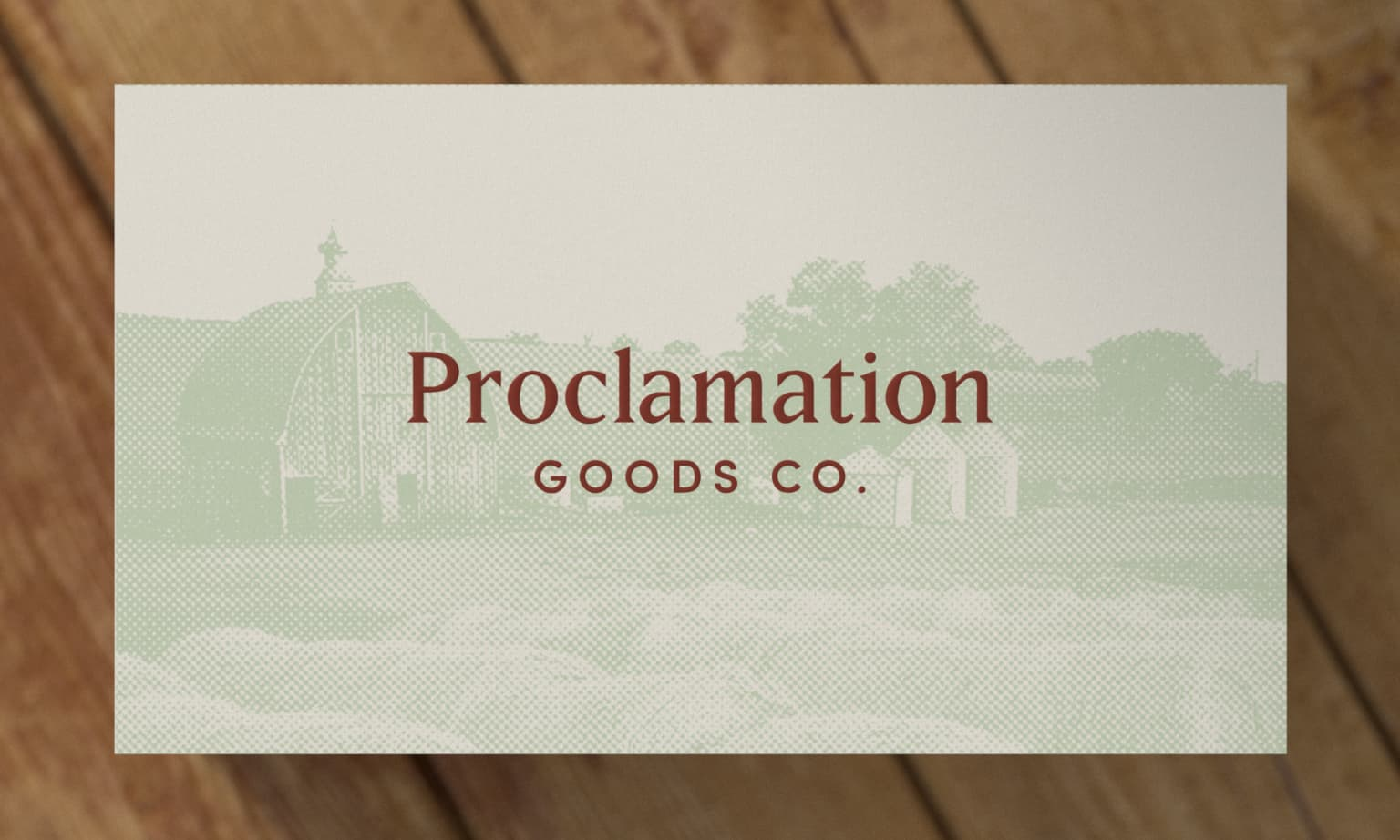 Proclamation Goods Co.