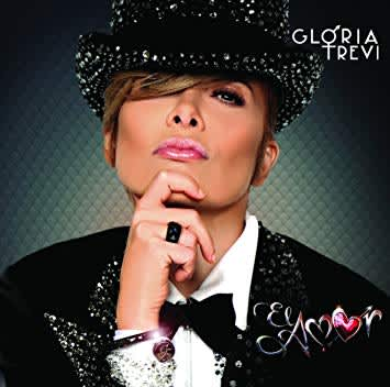 EL AMOR by GLORIA TREVI - MUSIC ALBUM