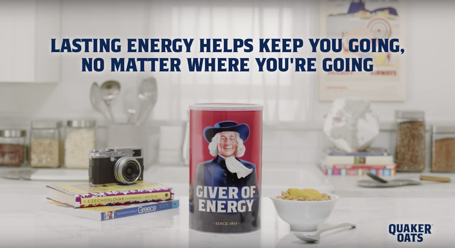 Quaker Oats - Cabinets of Knowledge