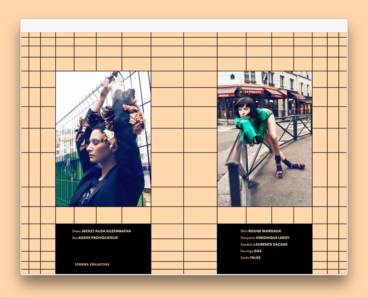 Stories Collective – Collecting Moments