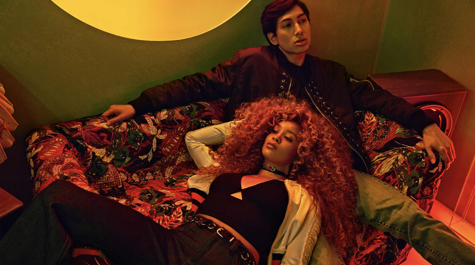 A Night Out with Lion Babe