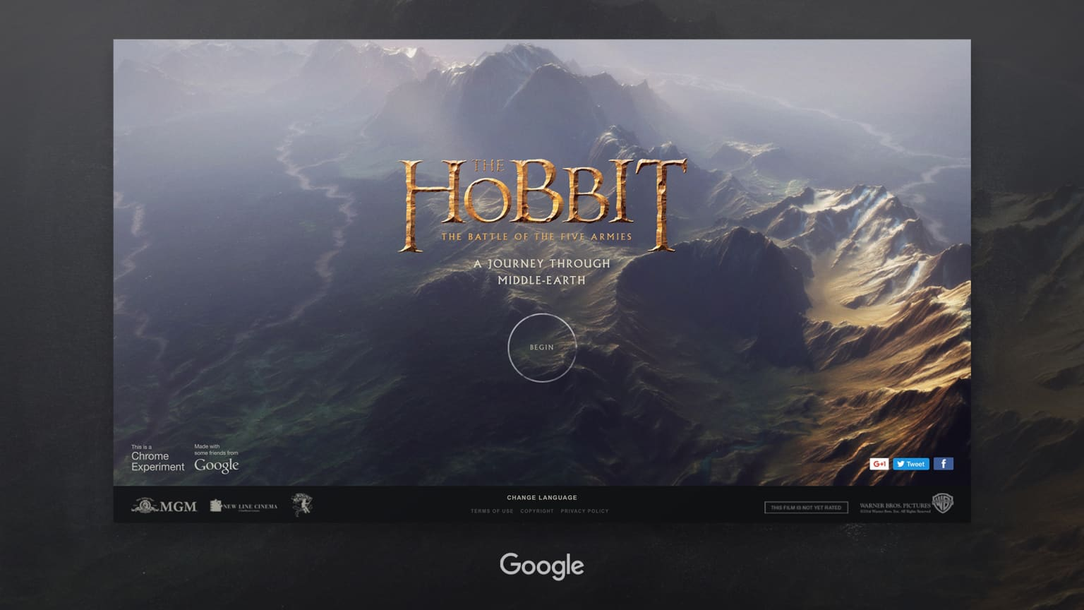 The Hobbit – A Journey Through Middle Earth