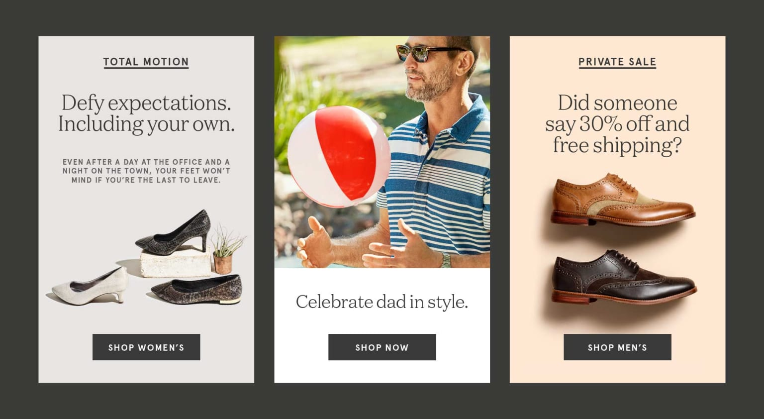 Rockport - Brand Extension & Advertising