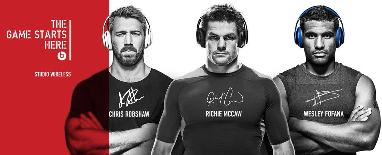 Beats By Dre Rugby World Cup
