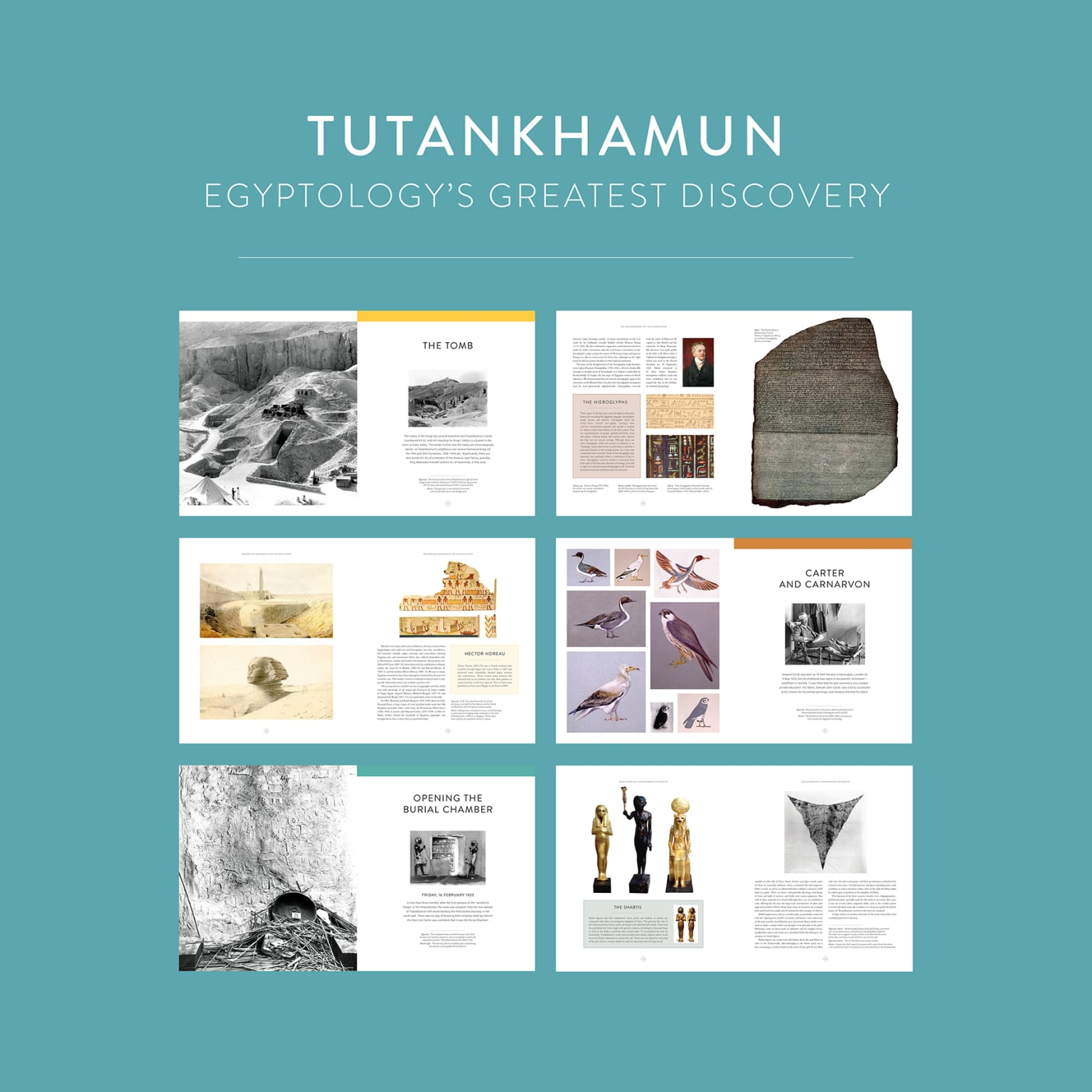 Tutankhamun: Egyptology's Greatest Discovery