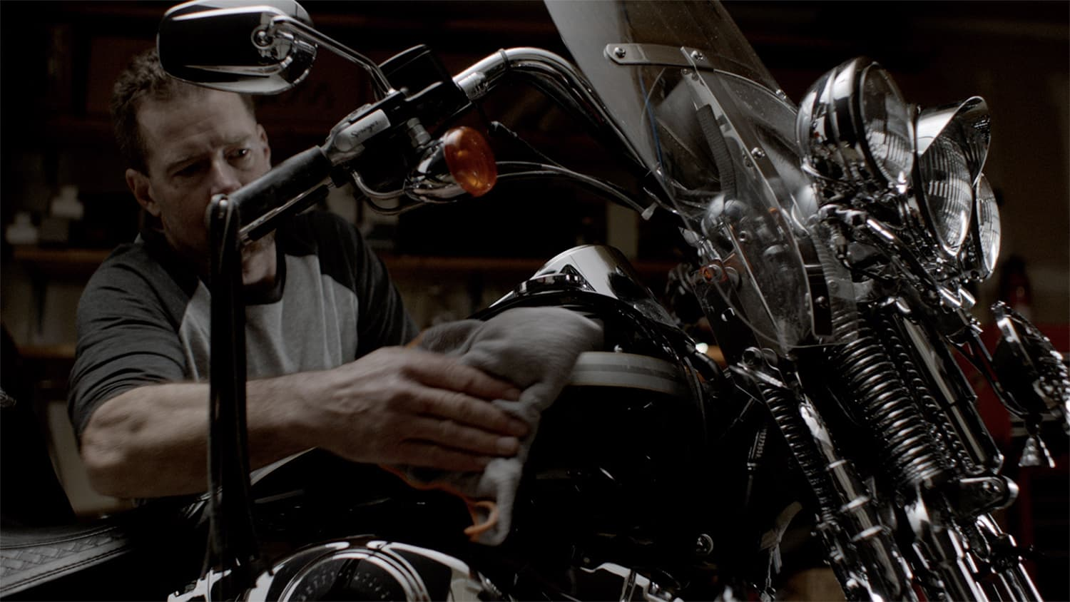 Indian Motorcycle - Choice is Coming