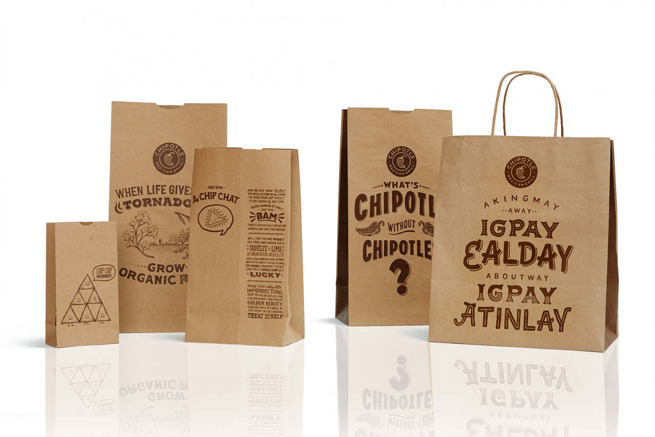 Chipotle - Packaging Suite