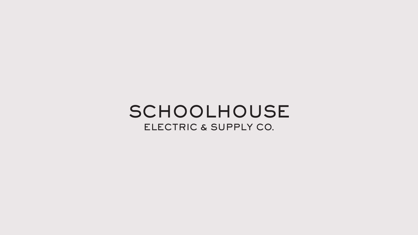 Schoolhouse Electric & Supply Co.