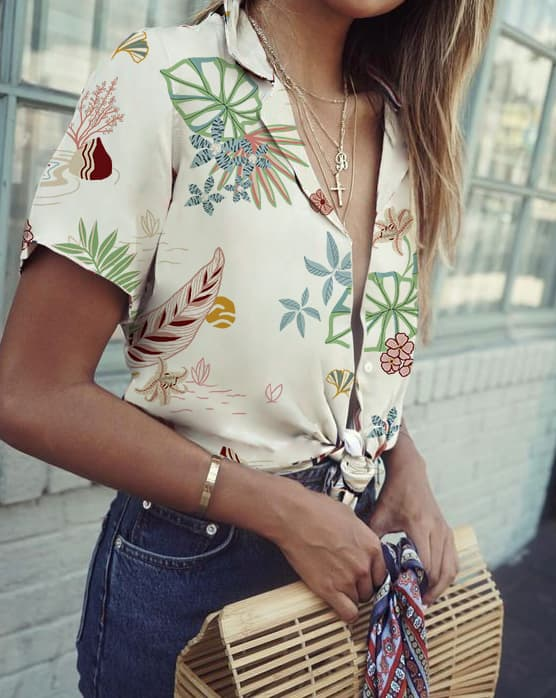 Pull&Bear | Floral