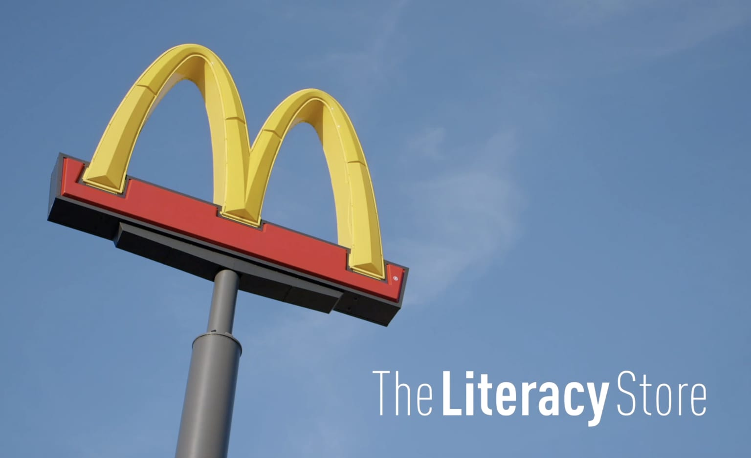 "McDonald's ""The Literacy Store"""