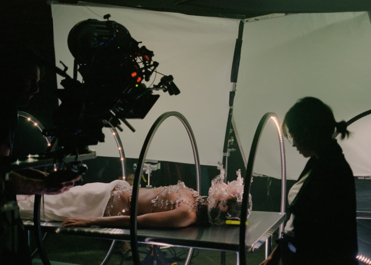 Behind The Scenes for A$AP Rocky ft.FKA twigs