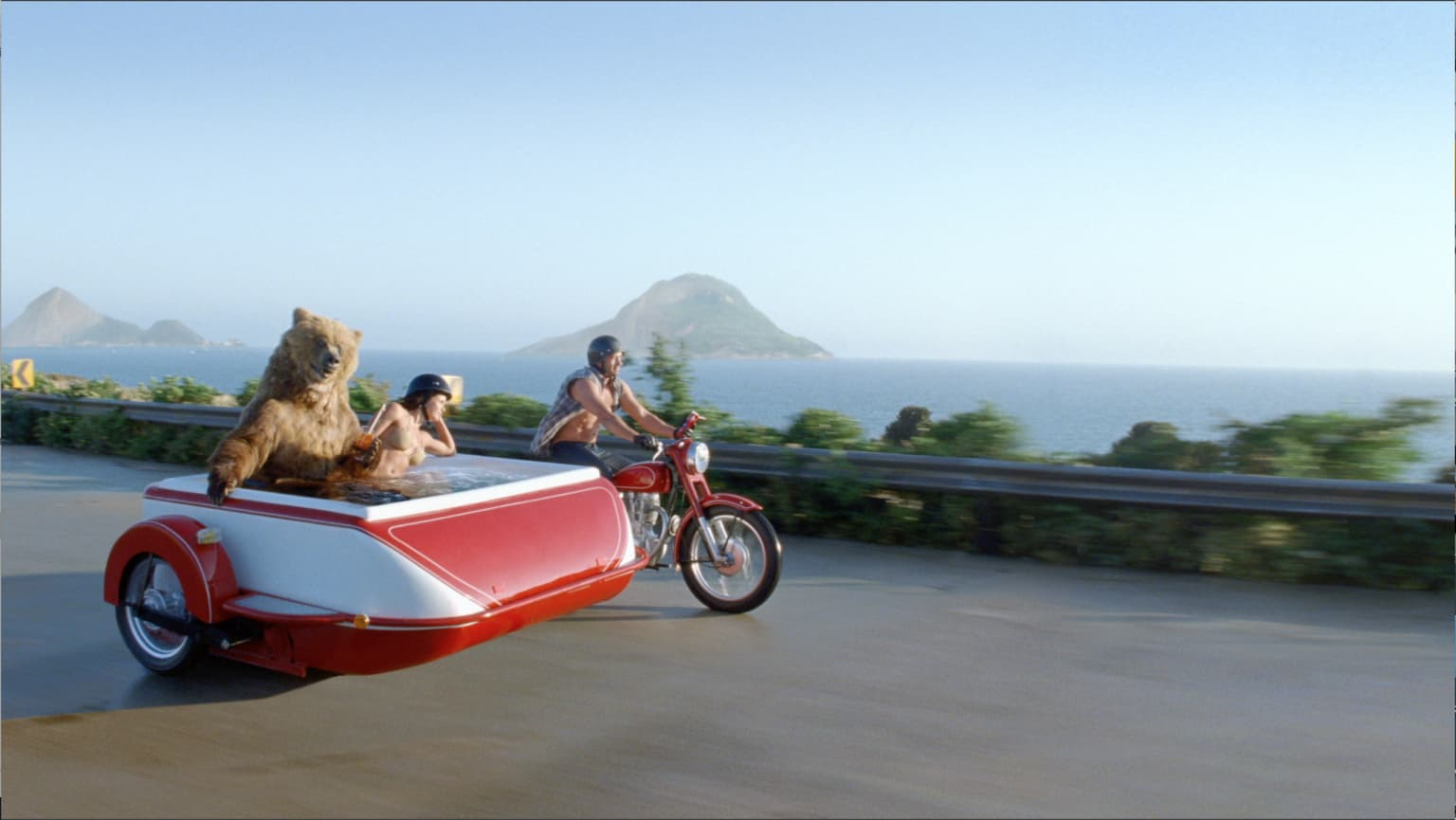 "Old Spice ""Motorcycle :30"""