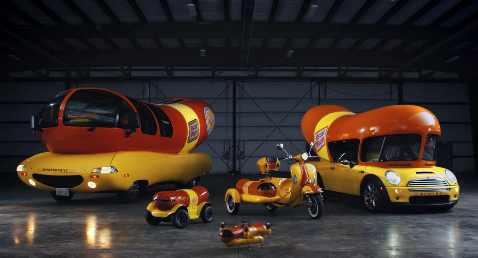 Oscar Mayer - For The Love of Hotdogs