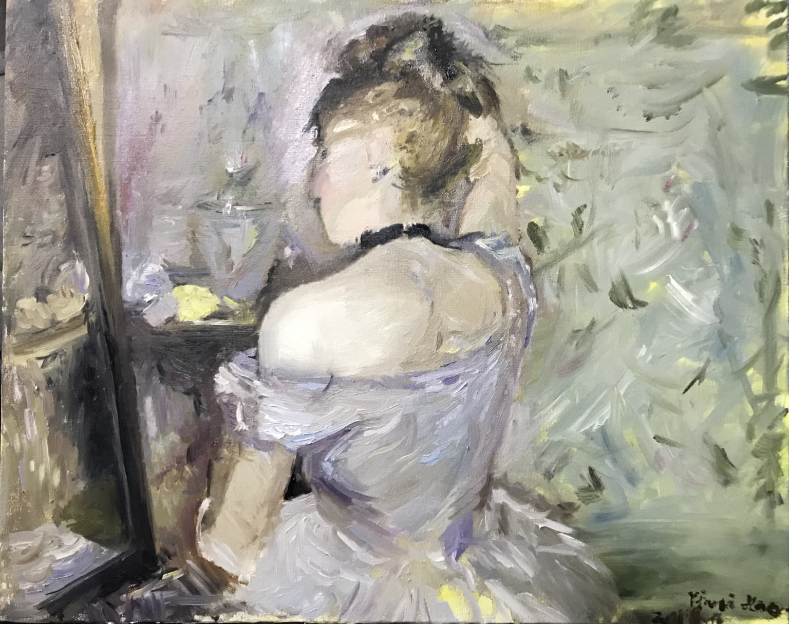Classic Oil-Painting