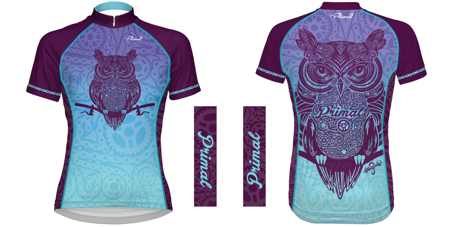 Nocturnal Cycle Jersey