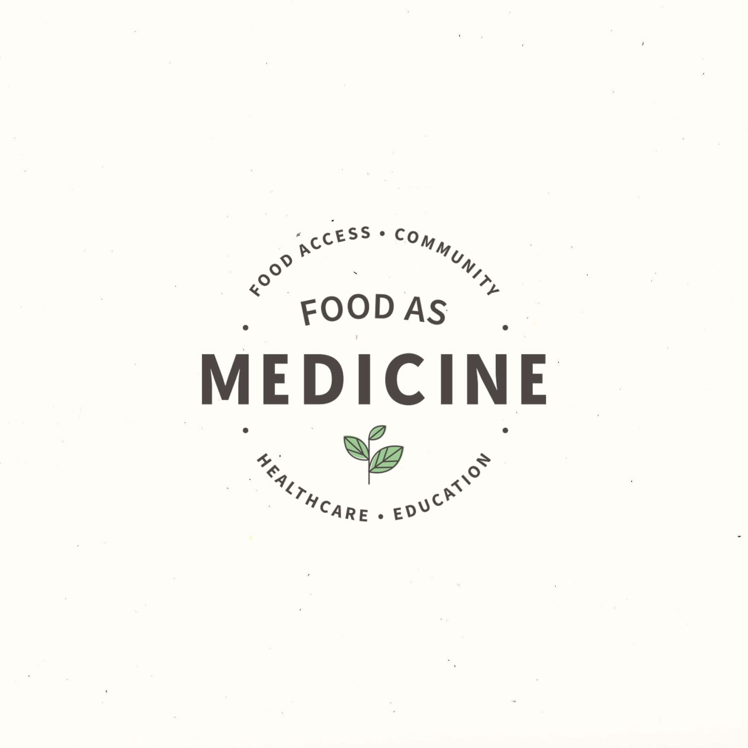 Food as Medicine Branding & Collateral