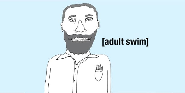 """Adult Swim: """"Notes From Chris"""" show"""