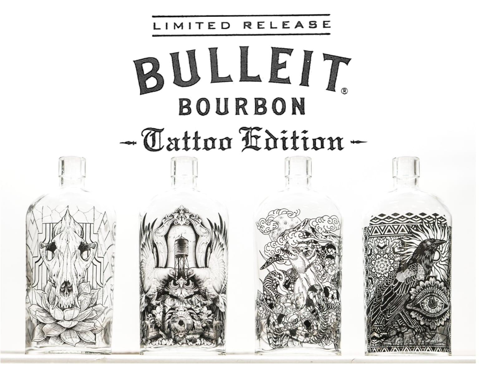 BULLEIT TATTOO EDITION