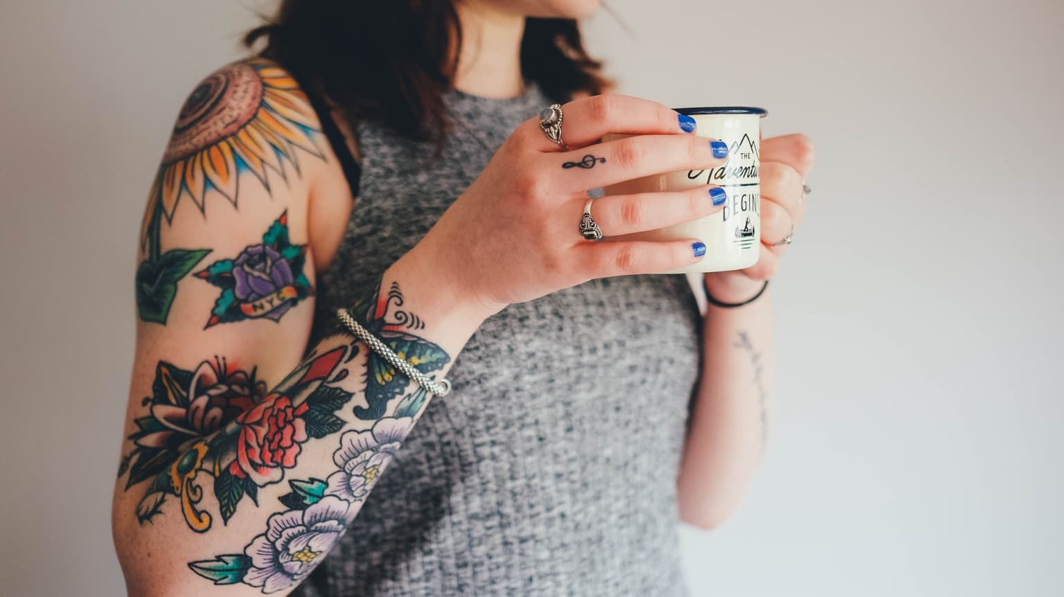 Tattoo Parlors Are Bragging About Their 'Healthy' Vegan Tattoos