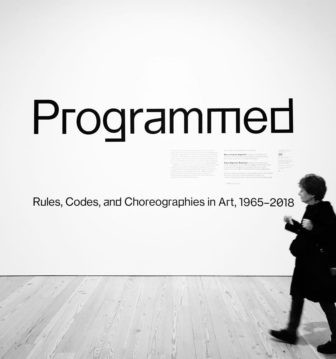 Programmed Exhibition