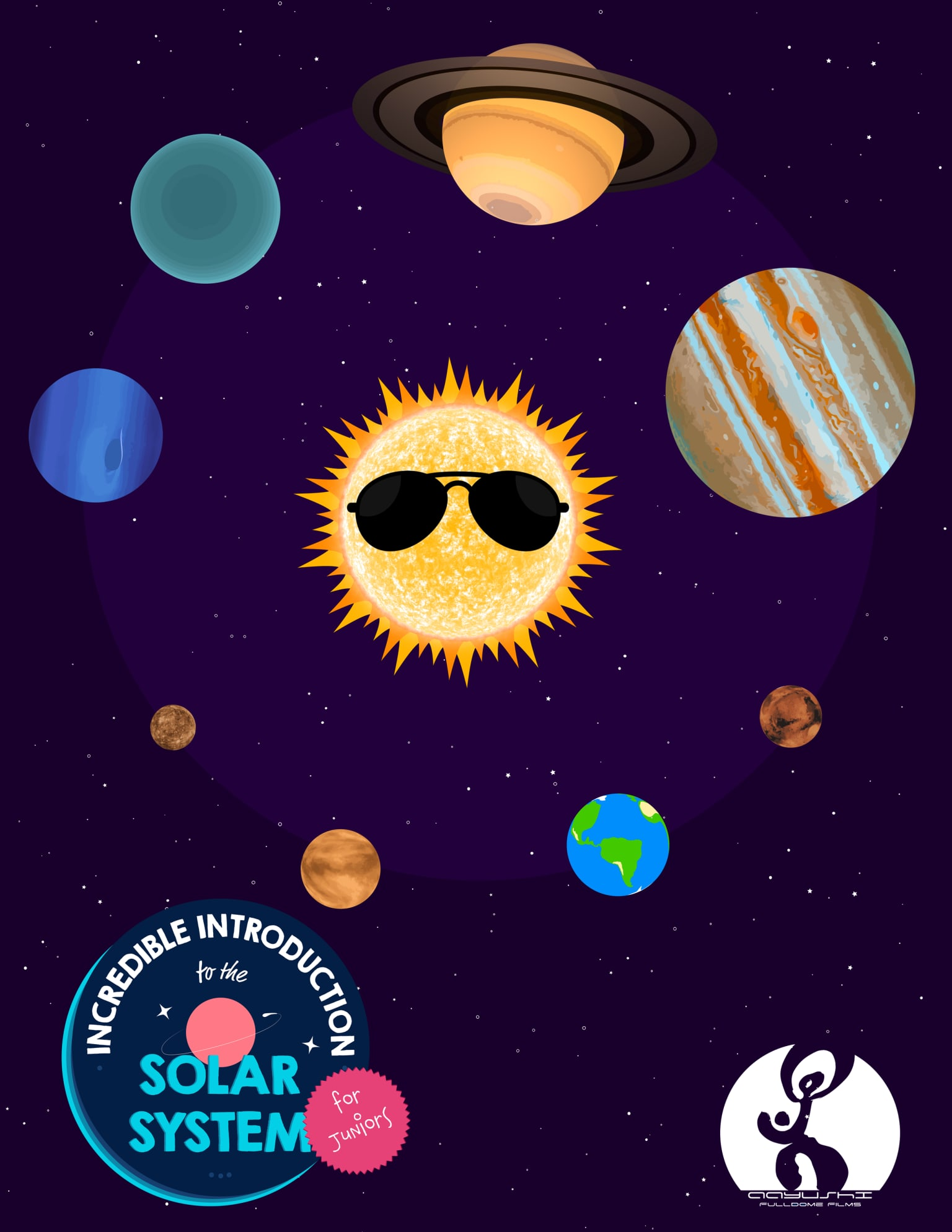 An Incredible Introduction to the Solar System - for Juniors