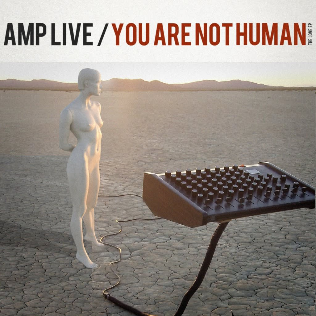 You're Not Human (The Love EP)