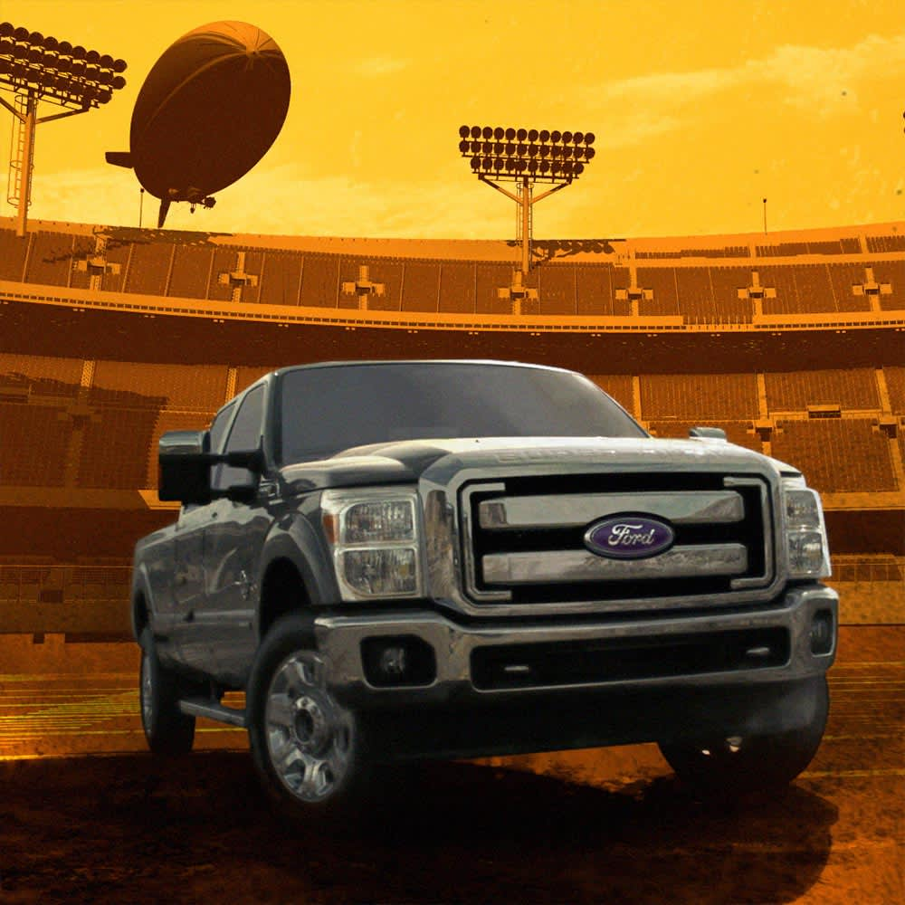 Ford F150 Commercials