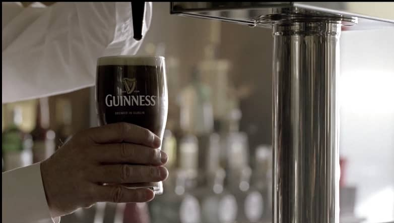 "Guinness ""Fortune Favors the Bold"""