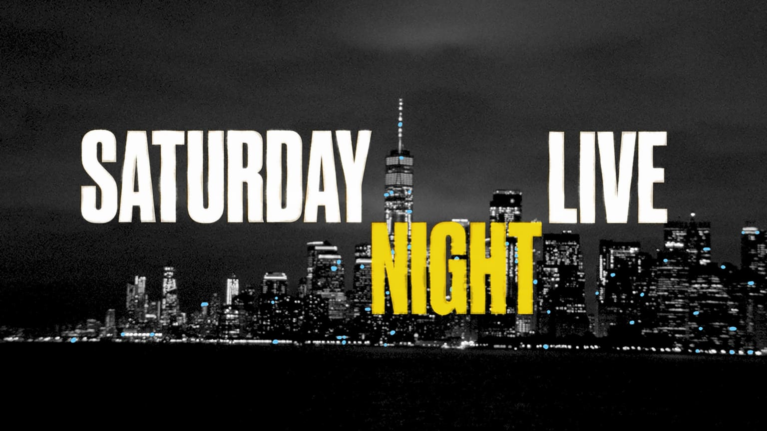 SNL 44th Season Opening Titles