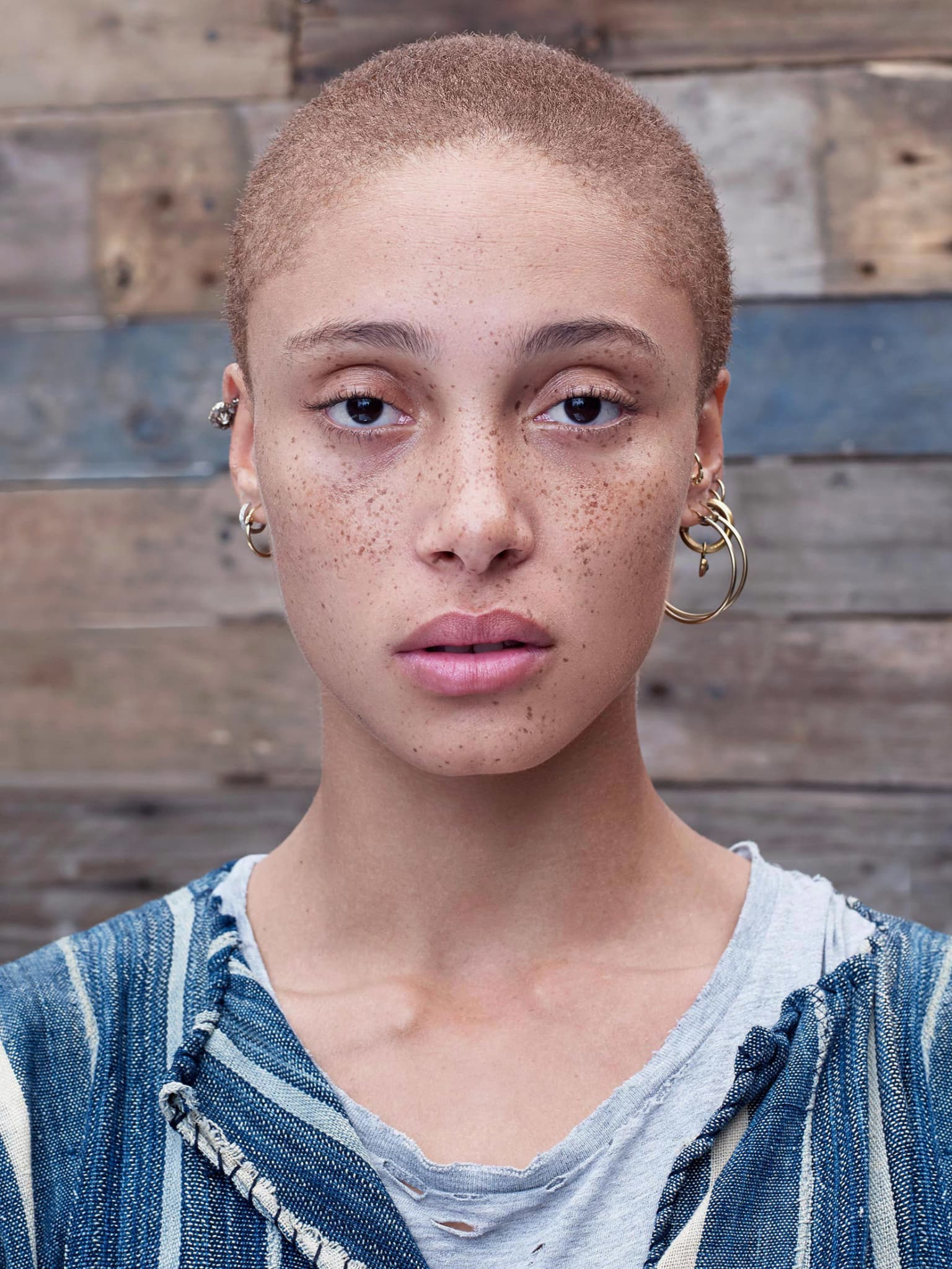 Adwoa Aboah for Gallery Dept