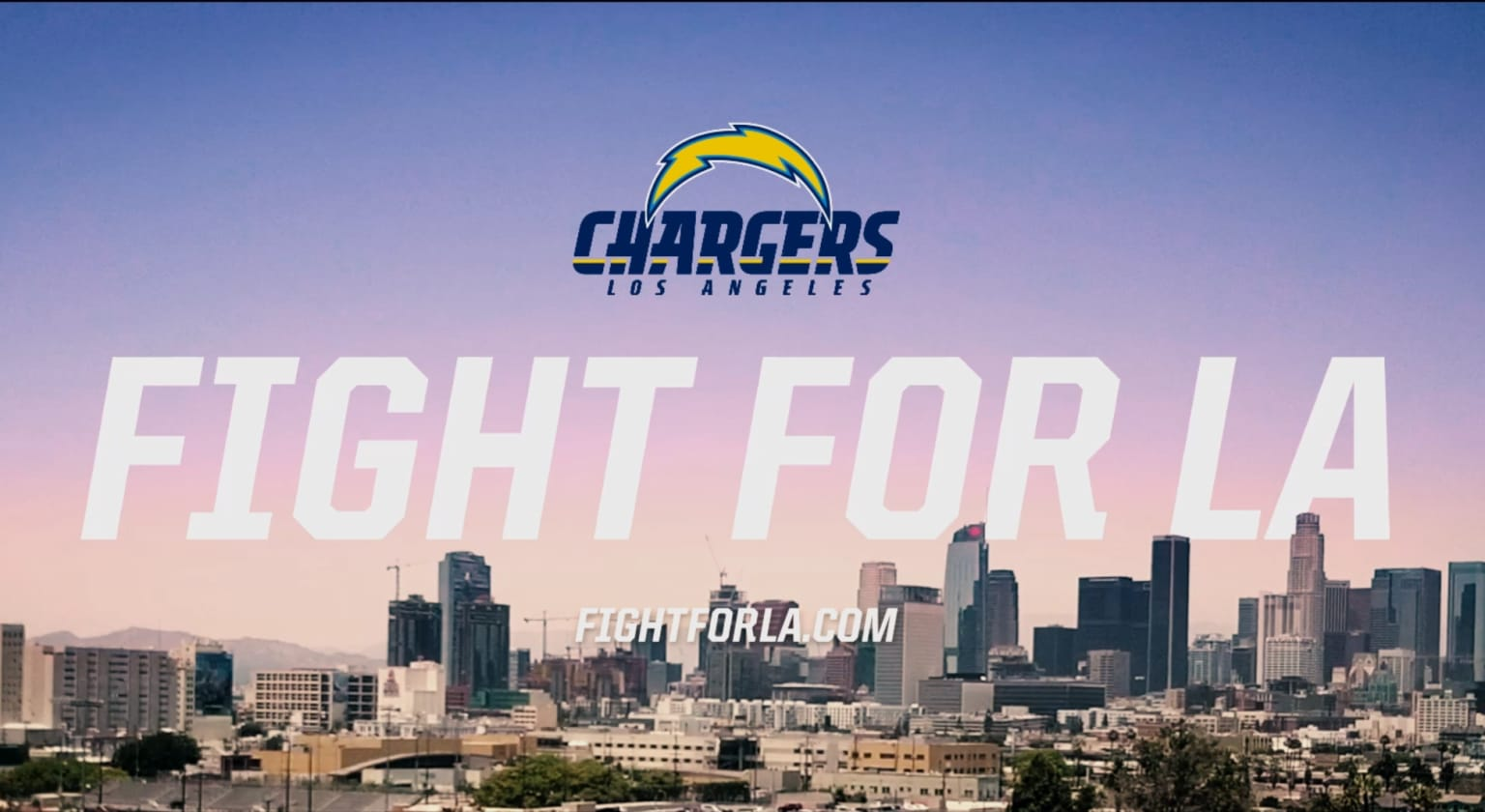 Chargers Fight for LA