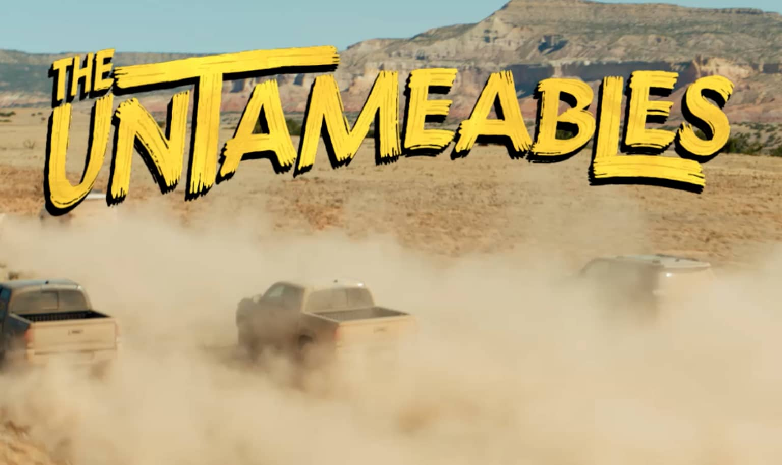 Toyota The Untameables