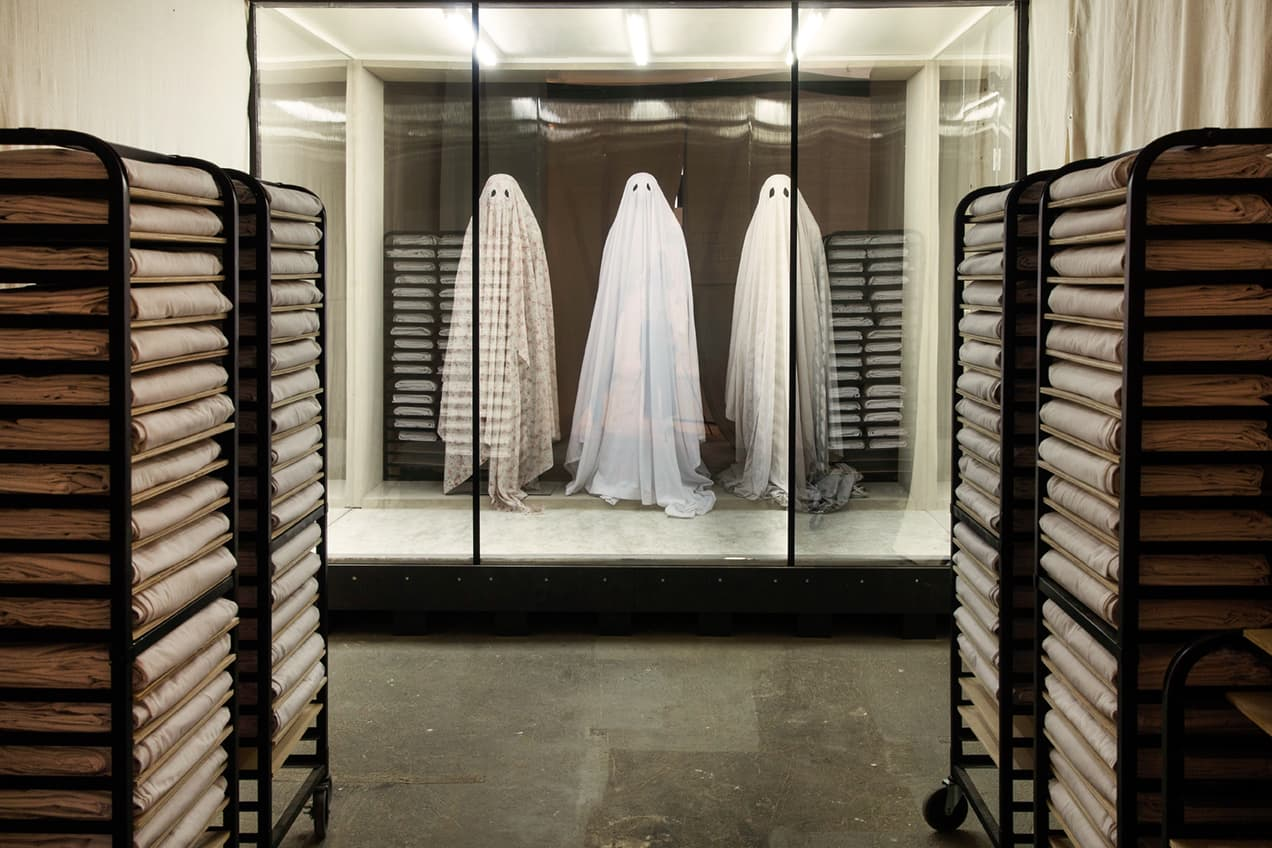 A Ghost Store for A24