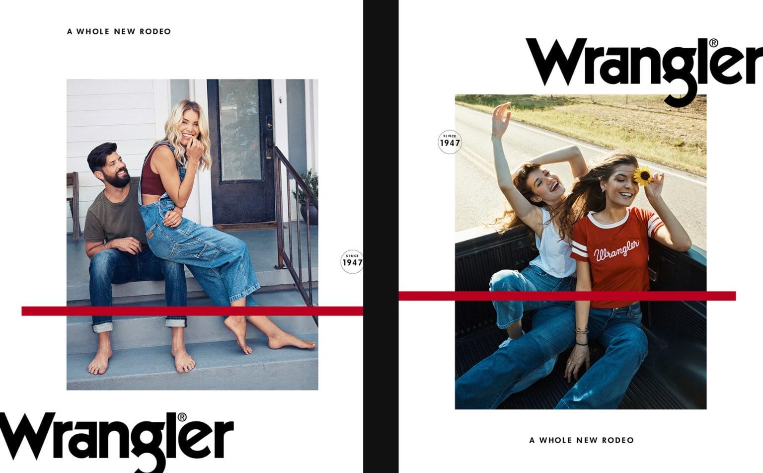 Wrangler 2018 Brand Campaign
