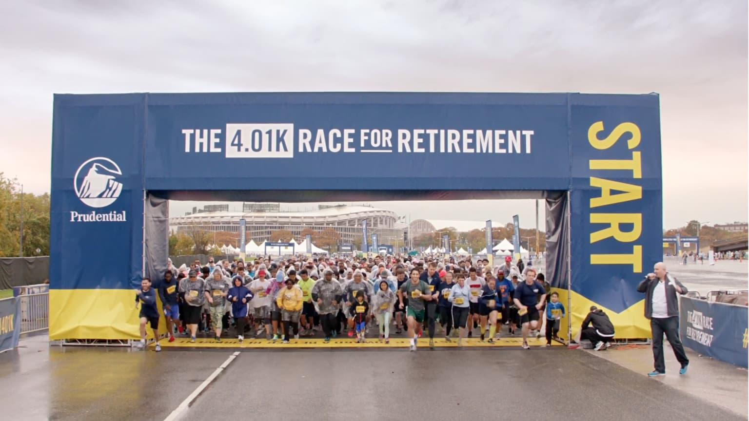 Prudential - The 4.01K Race for Retirement