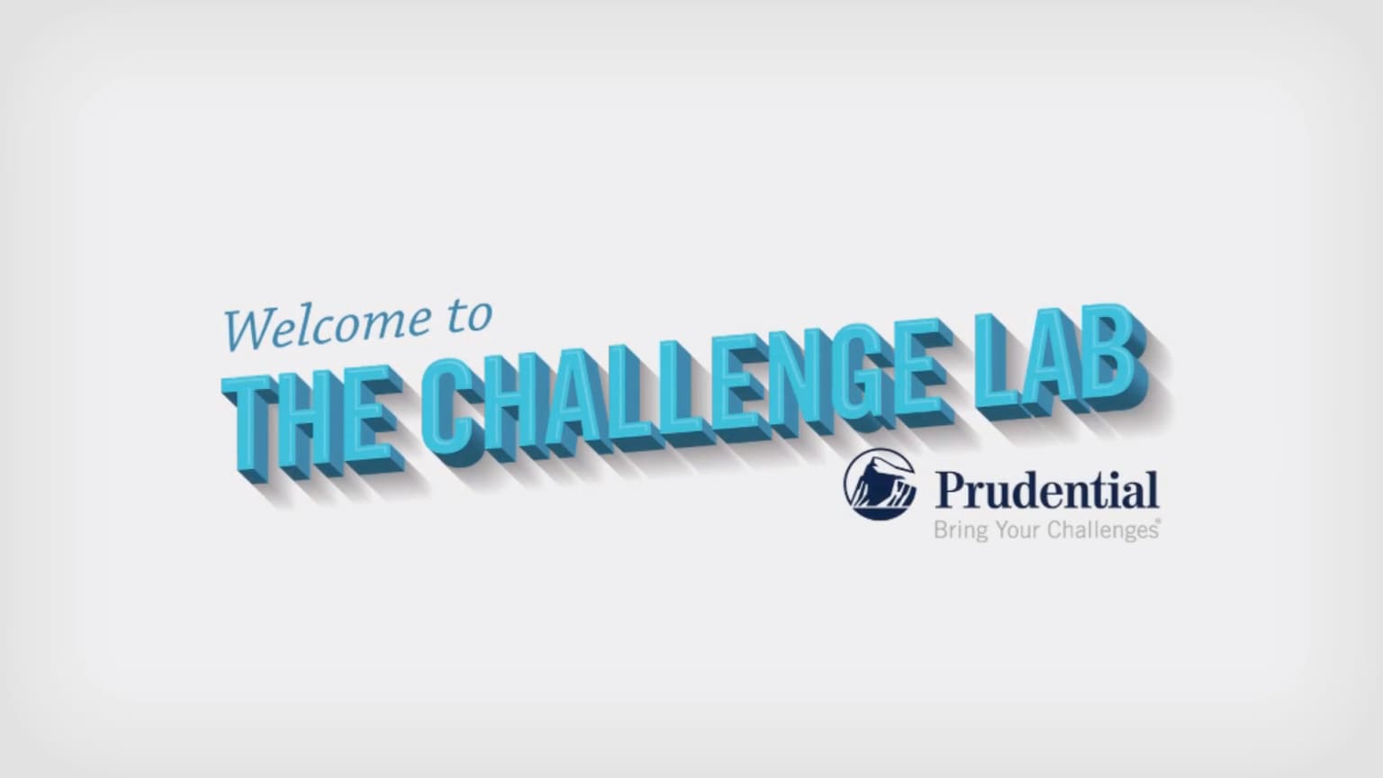 Prudential - The Challenge Lab