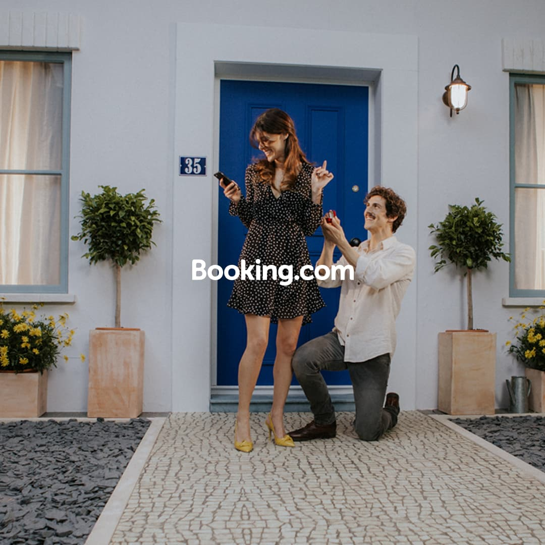 DRTV for Booking.com – The Perfect Stay