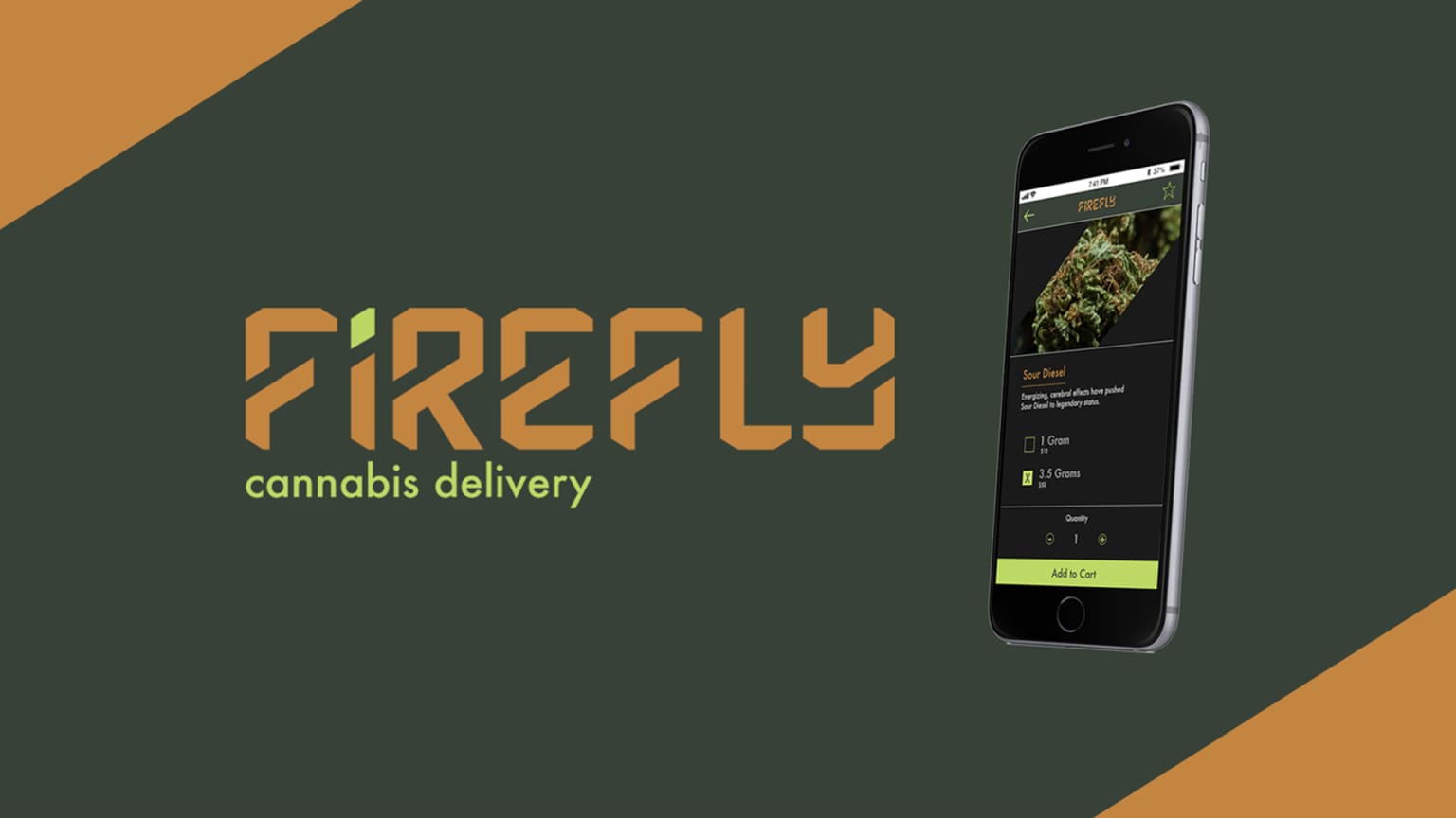 Firefly Cannabis Delivery