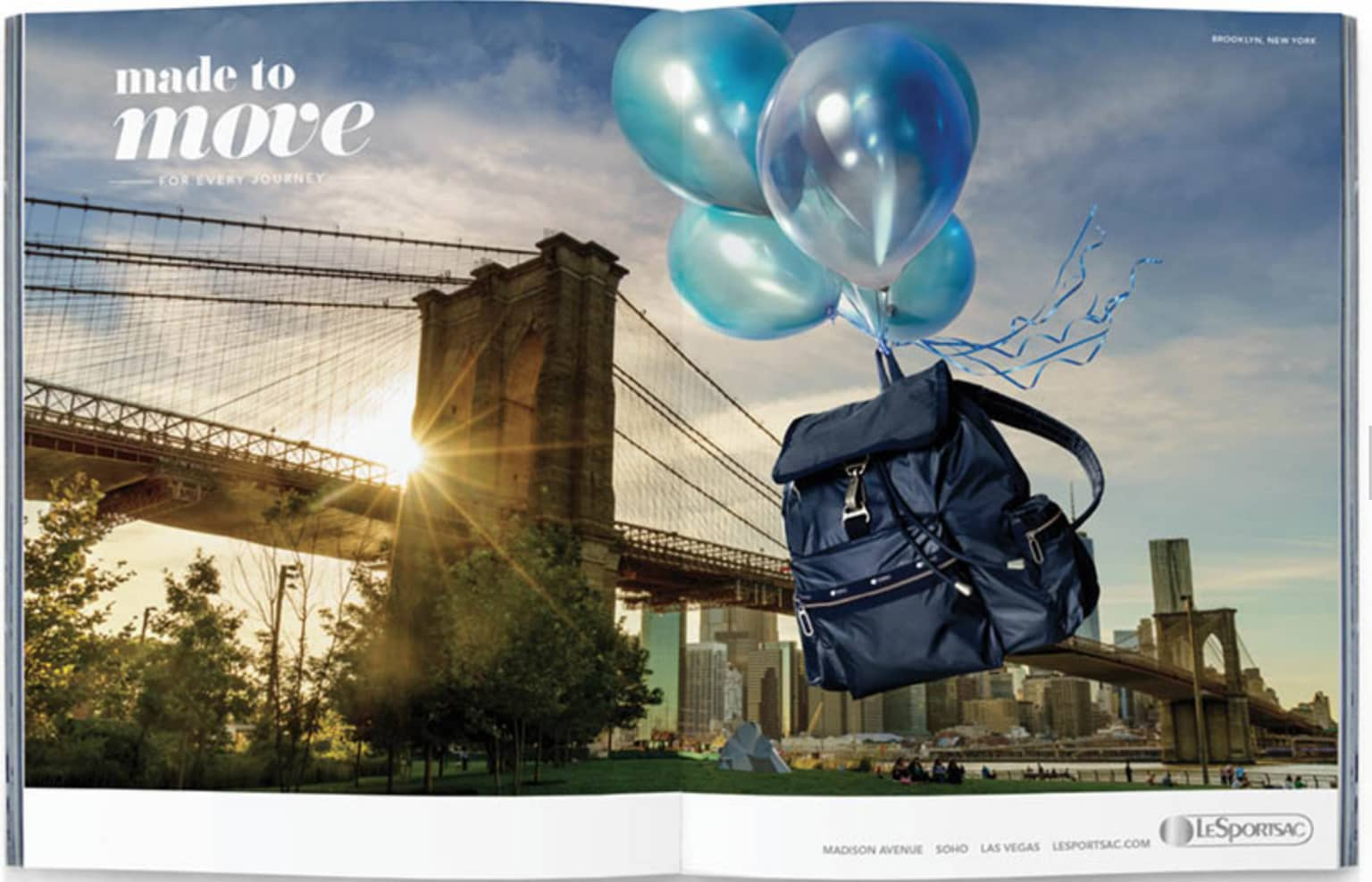 LeSportsac - Made To Move