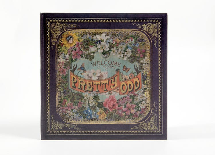 PANIC AT THE DISCO - PRETTY. ODD - GRAMMY NOMINATED PACKAGING