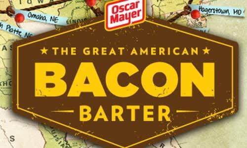 Oscar Mayer Bacon Barter
