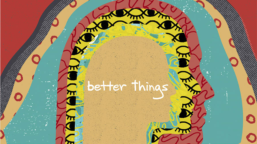 FX Better Things Title Sequence