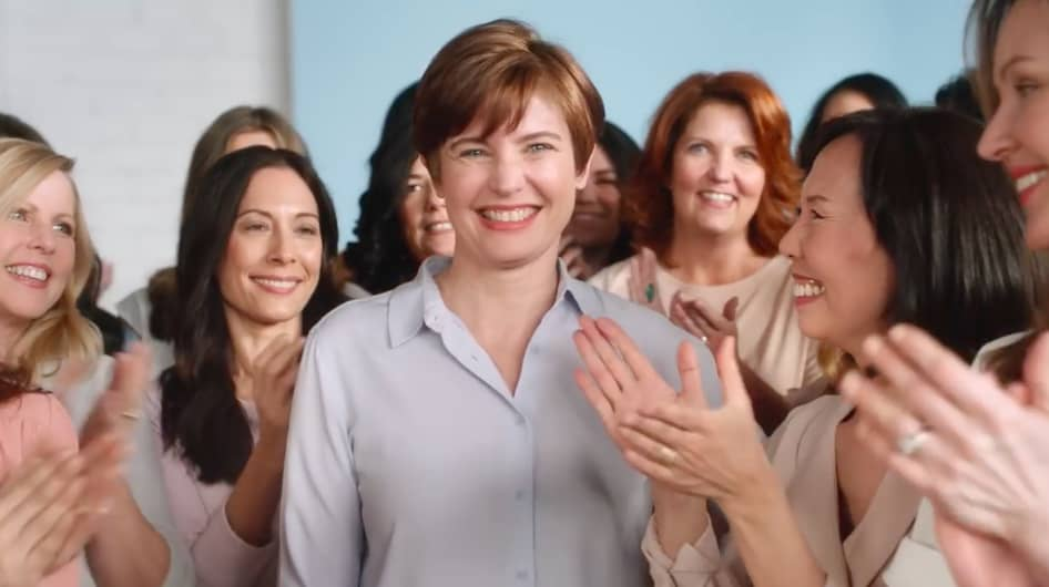 Clairol —Color of Confidence Campaign