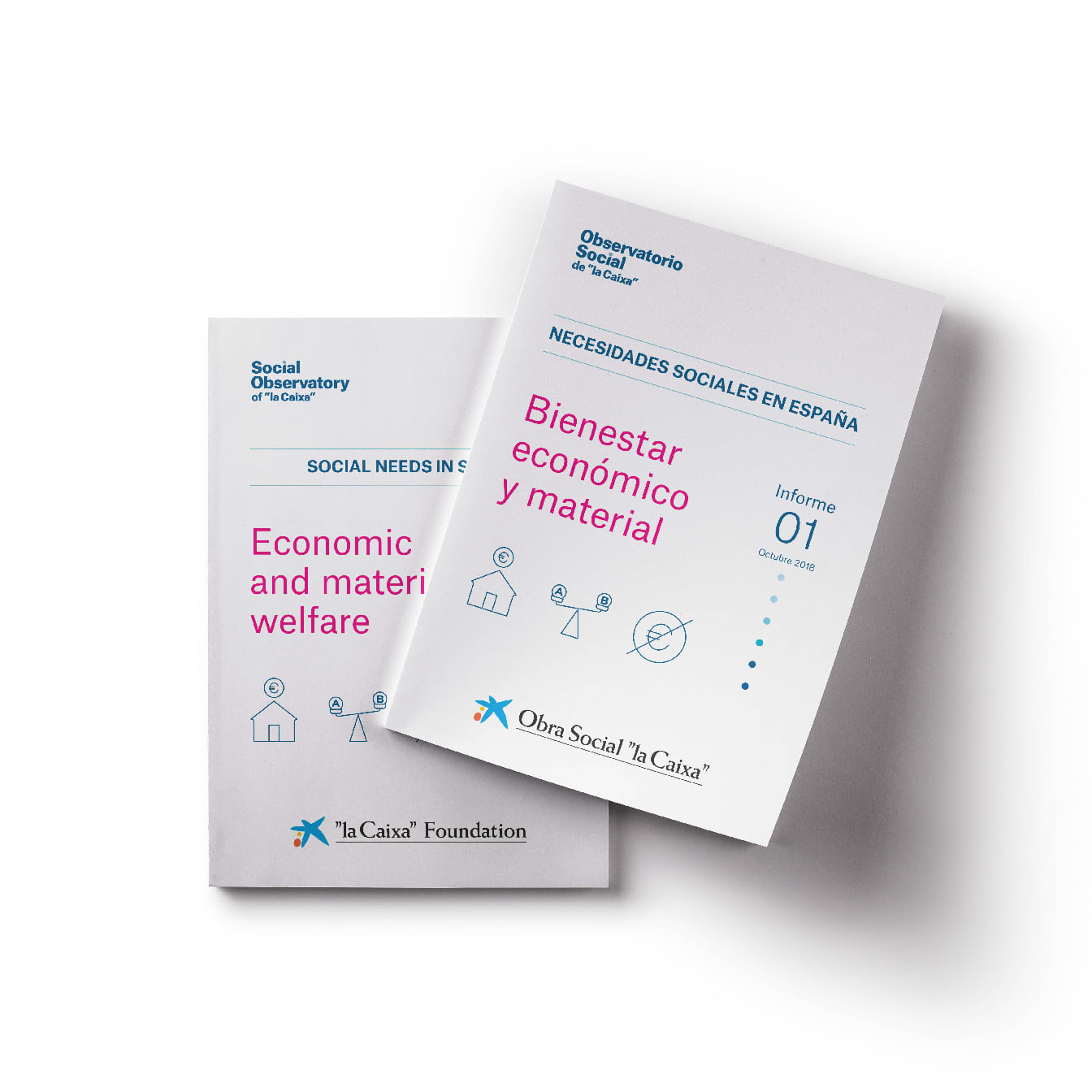 SOCIAL NEEDS IN SPAIN | Economic and material welfare in Spain | Data report