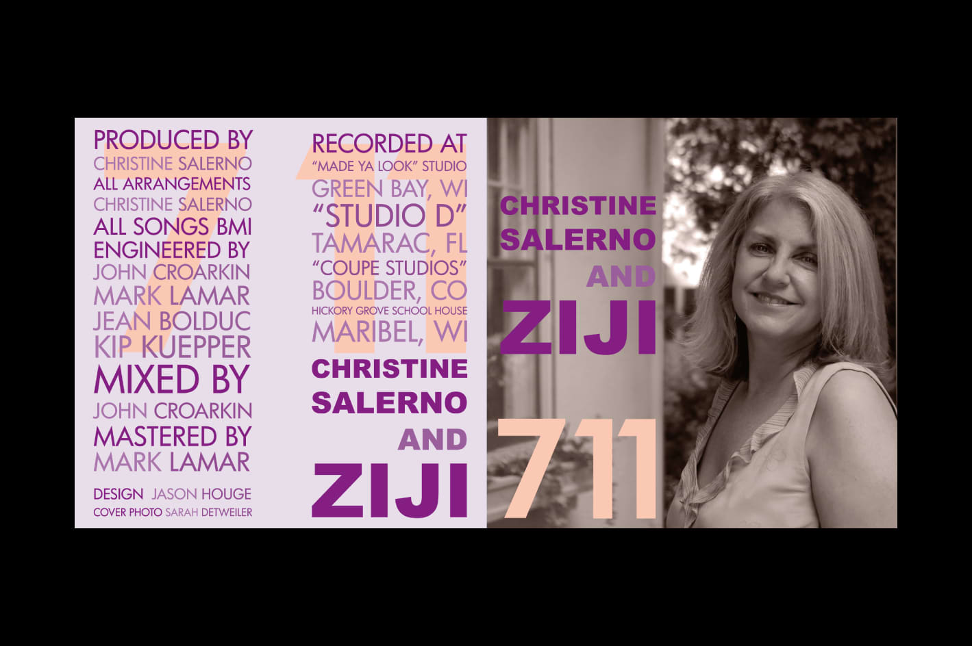 Christine Salerno and ZIJI Album