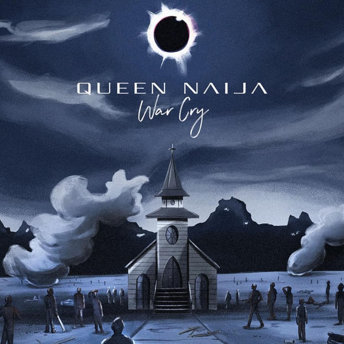 Queen Naija War Cry Cover Art