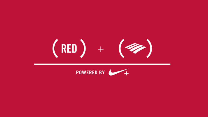 Nike Running - Nike Red Project
