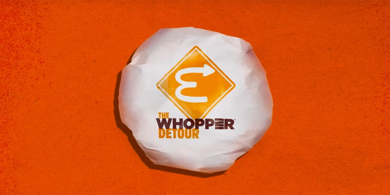Burger King - Whopper Detour
