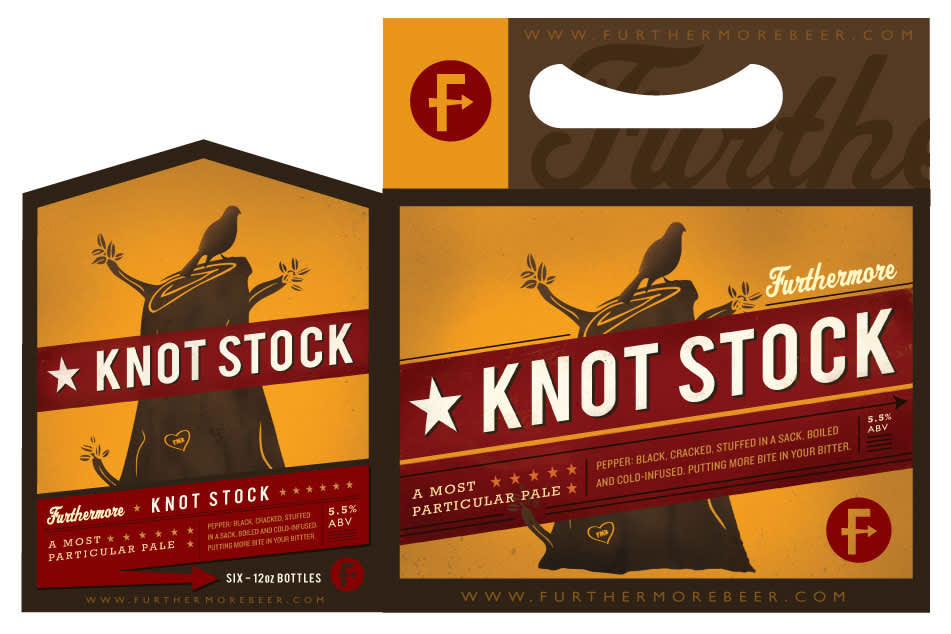 Furthermore Beer Identity and Package Design