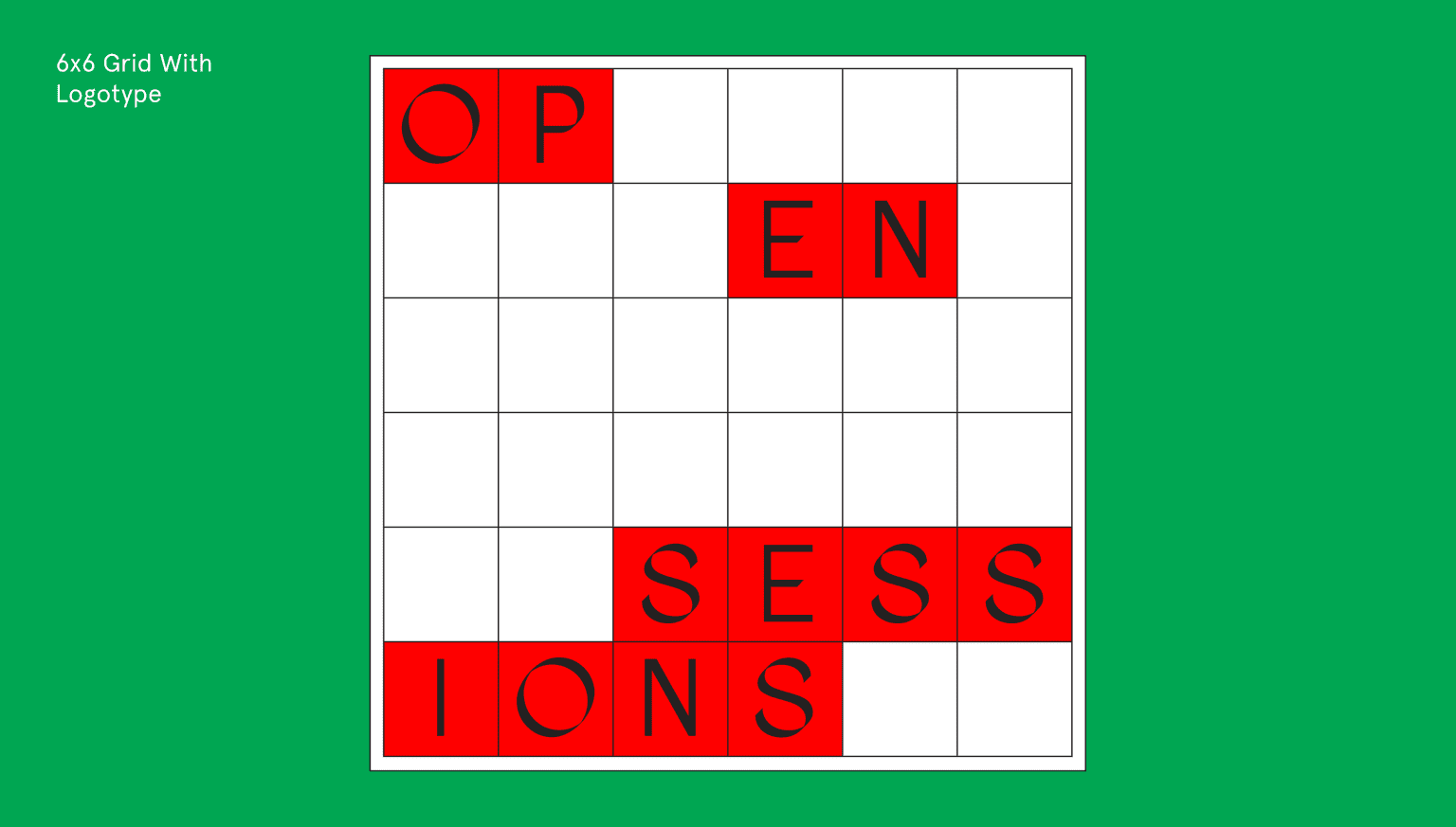 Open Sessions